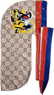 Customs Designer Durag,Deluxe Waves Wrap Do-Rag,Premium Durags for Women Mens