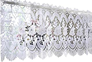 Fine Lady Abandon Girl Beautiful Vintage Valances,Morden Home Decor Curtain Set of 1 Size 35