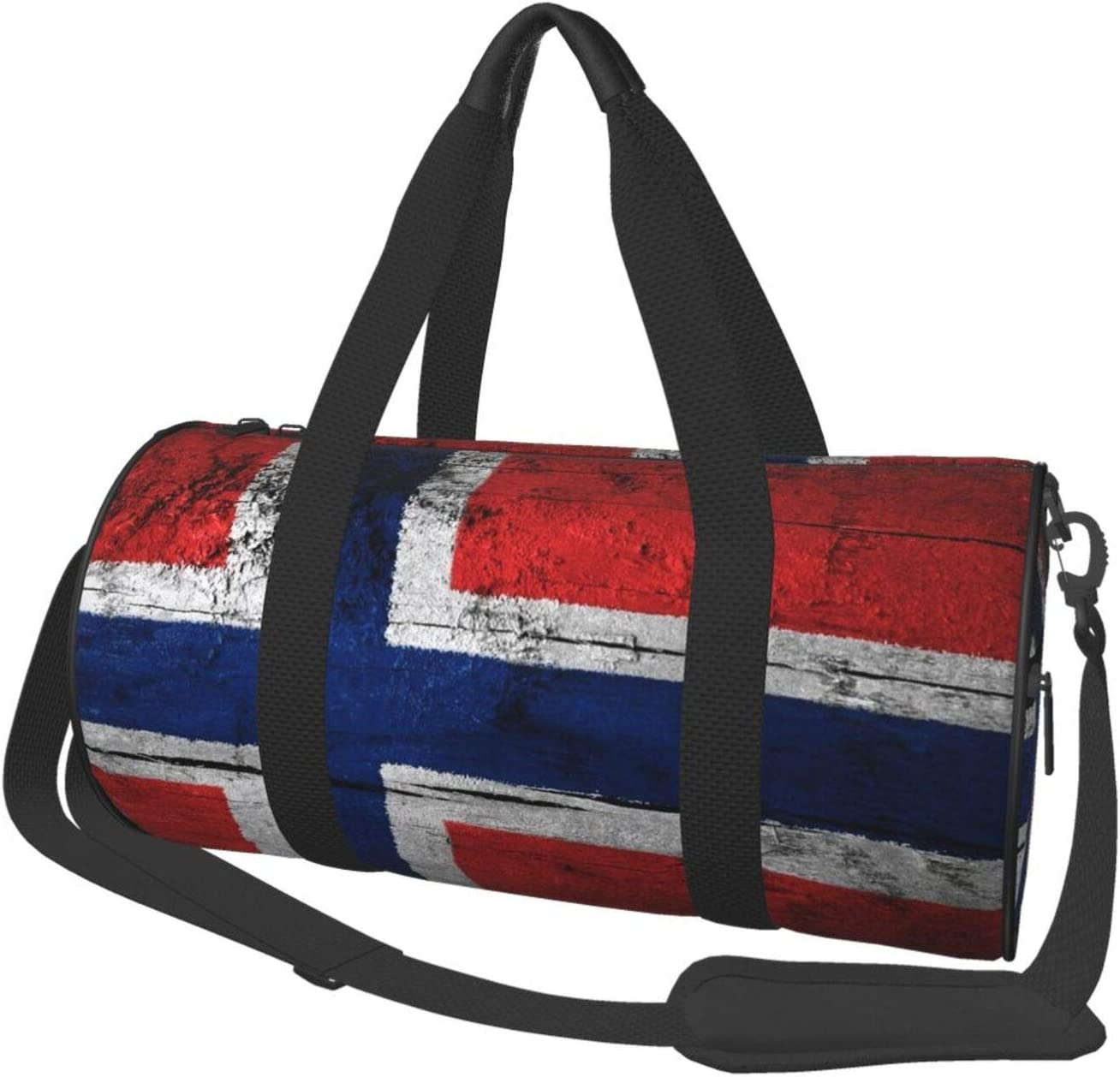 Travel Bags Flag Of Cheap mail order specialty store Norway Large Women's Duffel Men sold out