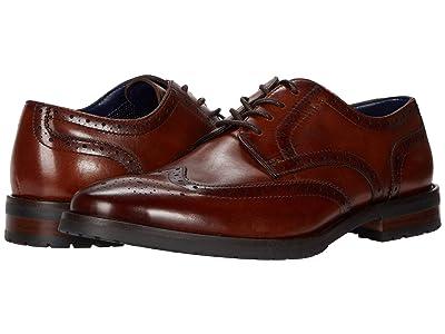 Steve Madden Zeek Oxford (Tan Leather) Men