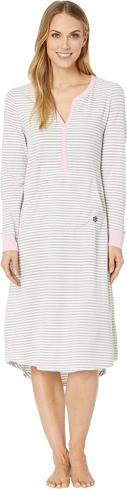 Mini Grey Stripe