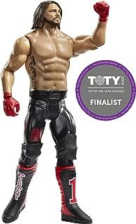 WWE Sound Slammers AJ Styles Figure