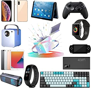 Mystery Box Electronic,Surprise Box,Exquisite Gifts: Mobile Phones, Night Vision Devices, Laptops, Smart Watches