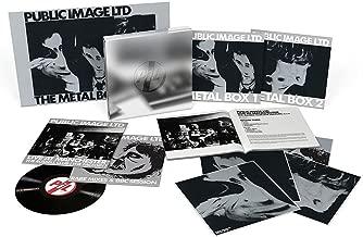 public image limited metal box vinyl