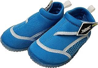 Swimpy® Chaussures aquatiques unisexes pour enfants, chaussures de plage, chaussures de natation en néoprène et semelle en...