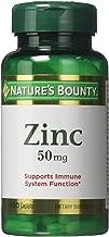 Natures Bounty Zinc 50 mg