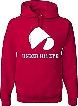 Under His Eye Unisex Hoodie Sweatshirt - New Red