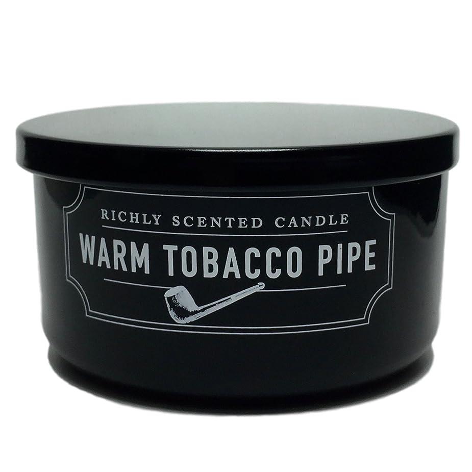 薄める掻くやりがいのあるDWホーム暖かいタバコパイプ豊かな香り2?Wick Candle Smallサイズ