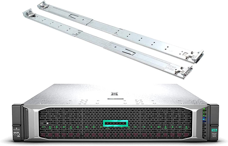 HP ProLiant DL385 Gen10 Over item handling Business Server EPYC with Bundle 7302 2 Selling rankings