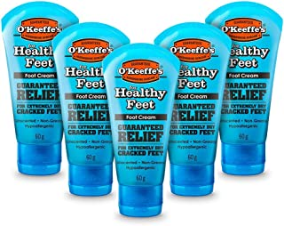 O'Keeffe's Healthy Feet 60g (Pack of 5)