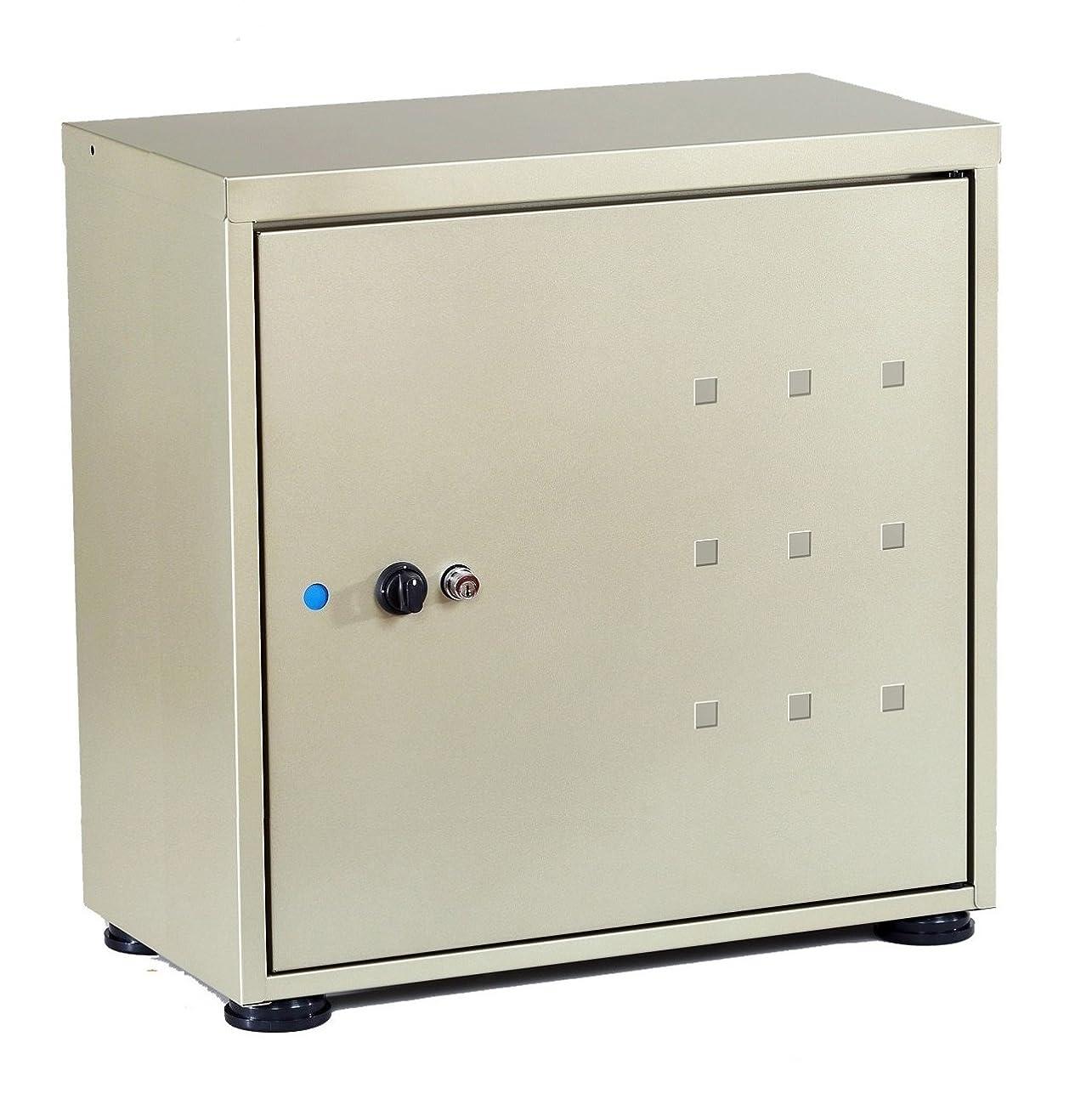 巻き戻す売るエントリグリーンライフ(GREEN LIFE) 宅配ボックス レシーボ2746 TR-2746(TGY) 完成品ですぐ使える 奥行28.5×高さ48.0×幅49.2cm