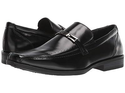 Stacy Adams Cade Slip-On Loafer (Black) Men
