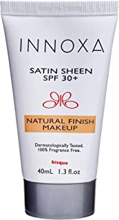 Innoxa Satin Sheen Foundation SPF30+ Bisque 40mL