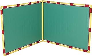 Big Screen Right Angle Panel - Green