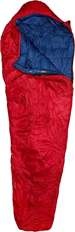 Sac de couchage unisexe pour adulte Deuter Orbit 5/° rouge L