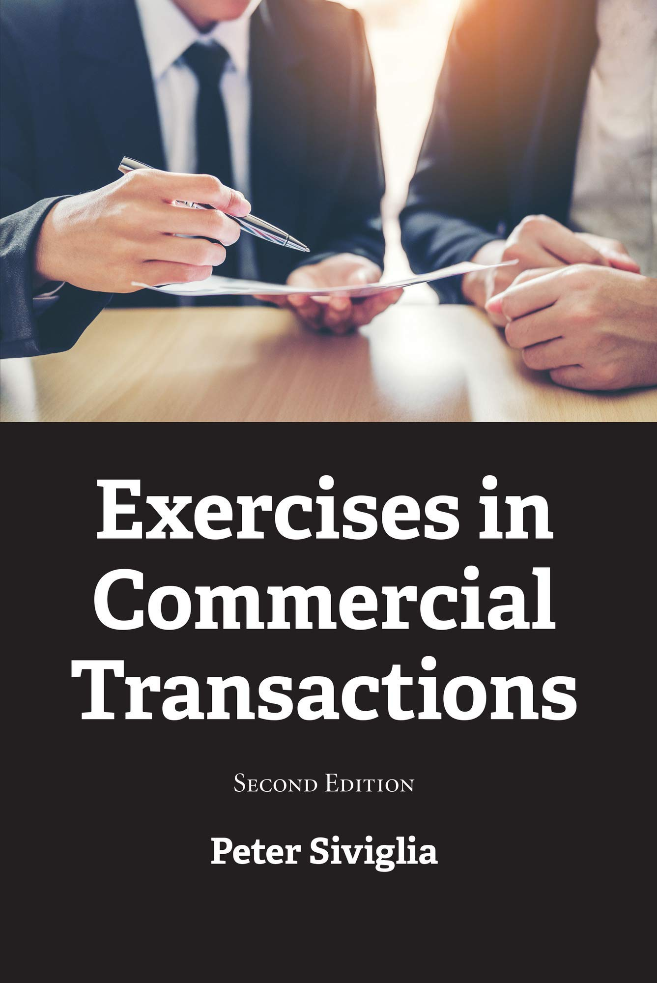 Exercises in Commercial Transactions, Second Edition