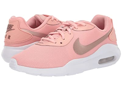 Nike Air Max Oketo (Coral Stardust/Metallic Red Bronze/White) Women