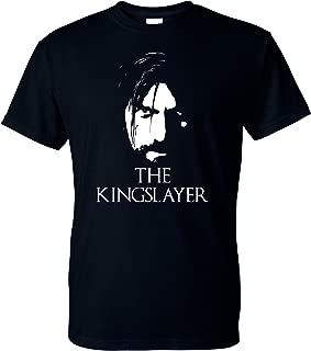 Freedomtees GOT The Kingslayer Jaime Lannister Unisex T-Shirt - Black New