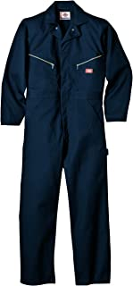Dickies Men's 7 1/2 Ounce Twill Deluxe Long Sleeve Coverall