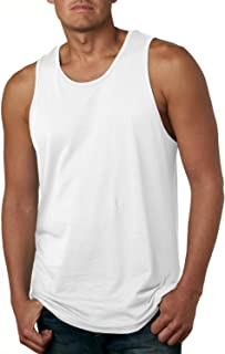 e5067af617ab9f Next Level Apparel mens Next Level Premium Jersey Tank(3633)