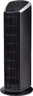 Bionaire Germ-Fighting Permanent Filter HEPA Air Purifier Black