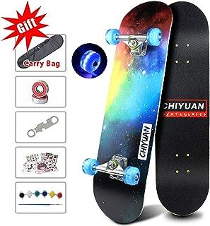Best beginner skateboards for kids Reviews