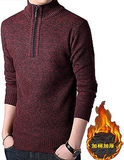 Men's Sweaters Autumn Winter Zipper Pullovers Sweaters Man Knitwear Sweatercoat