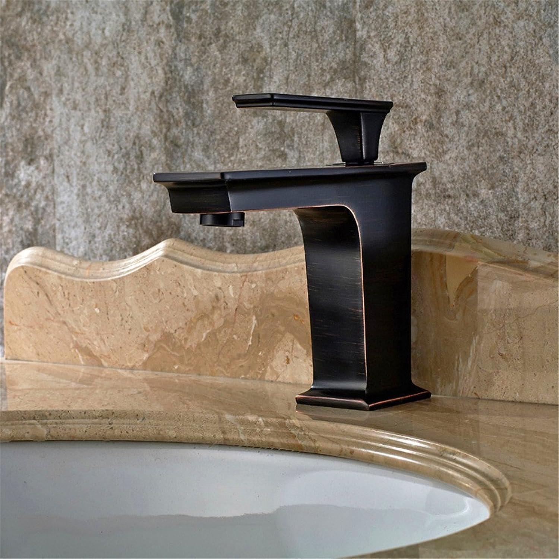 ETERNAL QUALITY Bad Waschbecken Wasserhahn Küche Waschbecken Wasserhahn Heies Und Kaltes Kupfer Waschtischmischer BQ592ca