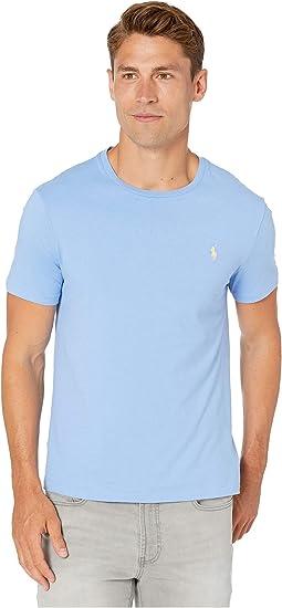 43c1d38df84b Polo Ralph Lauren. Short Sleeve Classic Fit Crew Neck Tee. $39.50. New.  Cabana Blue. 2