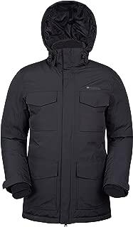 Mountain Warehouse Concord Extreme Mens Down Autumn Long Jacket