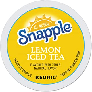 Snapple Lemon Tea K-cups, 22-count