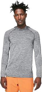 Lululemon Men's Metal Vent Tech Long Sleeve Pullover Hoodie - Sweat-Wicking