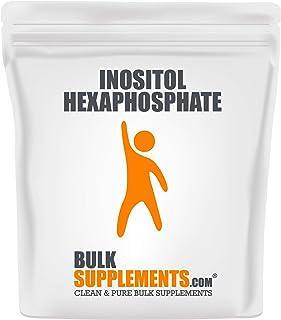 BulkSupplements Inositol Hexaphosphate Powder (250 Grams)