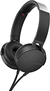 Sony Mdr-Xb550Apb Diğer Kulaklıklar, Siyah