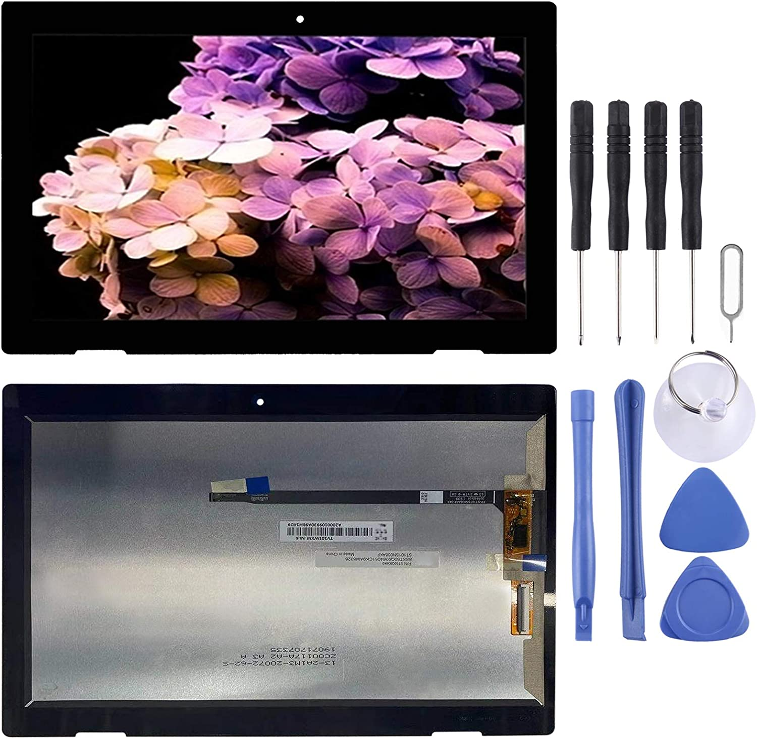 FUROGNSHU Spare Parts for Lenovo and HD1280x800 NEW before selling mart Digit LCD Screen