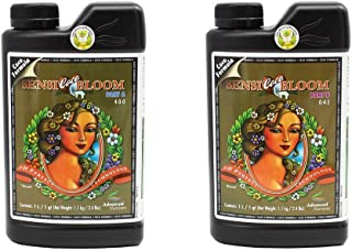Advanced Nutrients 8560-14AB pH Perfect Sensi Bloom Coco Part A+B, 1 Liter, Brown/A