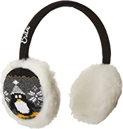 Kids Penguin Earmuff (Big Kids)