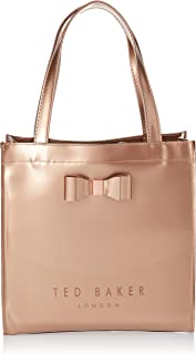 Ted Baker Silicon Soft Small Icon Bag-Pink