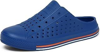 SAGUARO Summer Breathable Slippers Men Women Garden Shoes Clogs Mules
