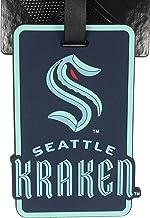 NHL Seattle Kraken NHL Seattle Kraken Soft Bag Tag, Team Color, One Size