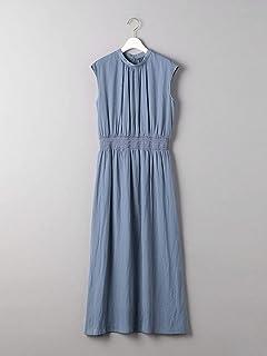 [ビューティ&ユース] BY DRESS フラワージャカード ハイネック ロング ドレス 16261623786 レディース