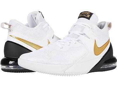 Nike Air Max Impact (White/Metallic Gold/Black) Men