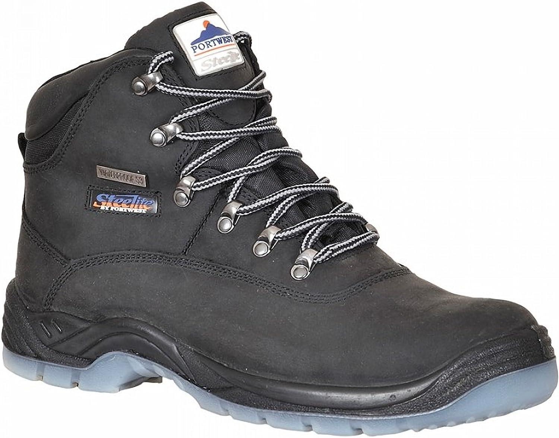 Portwest Unisex Steelite All Weather Boots S3 (FW57)   Work   Footwear