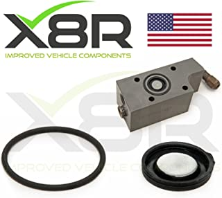 LAND ROVER RANGE ROVER CLASSIC/RANGE ROVER P38/MANY CITROEN & LDV MODELS EAS AIR SUSPENSION VALVE BLOCK DIAPHRAGM SEAL REBUILD RESTORE PART: X8R11
