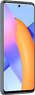 هاتف اونر 10 اكس لايت ثنائي شرائح الاتصال - 128 جيجا، ذاكرة رام 4 جيجا، الجيل الرابع ال تي اي - فروست ايسلندي