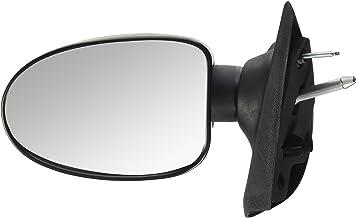 Calotta Nera Lato Passeggero 7445609240274 Derb Specchio Specchietto Retrovisore Dx Destro