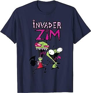 Invader Zim and Gir T-Shirt