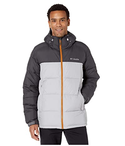 Columbia Pike Laketm Hooded Jacket (Columbia Grey/Shark/Burnished Amber) Men
