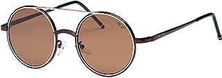 Round Retro Fashion Sunglasses