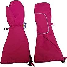 N'Ice Caps Kids Easy-On Wrap Elbow Length Winter Waterproof Thinsulate Mittens